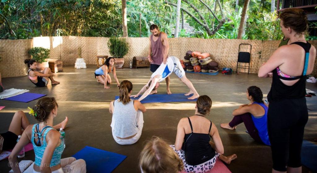 Formation de professeur de yoga Ashiyana